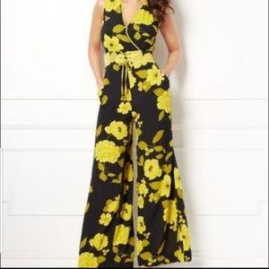 New York & Company Other - NY&Co Eva Mendes Diana Corset Jumpsuit